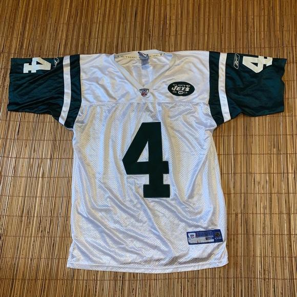 more photos e8dd2 c840e Brett Favre New York Jets Football Jersey Size 50